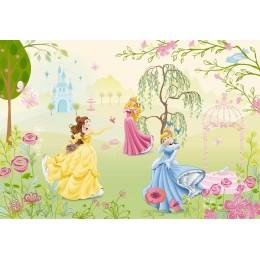 Princessas no Jardim da Disney