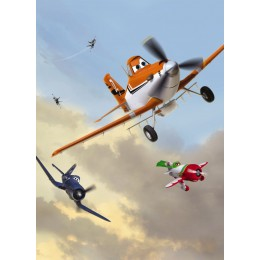 Aviões Dusty & Friends da Disney