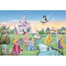 Princessas no Castelo da Disney