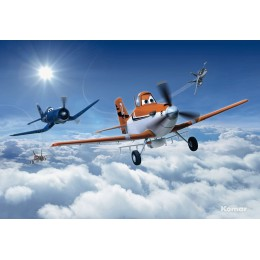 Aviões nas Nuvens da Disney