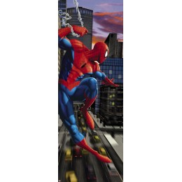 Mural Papel de Parede Spider-Man NYC da Marvel