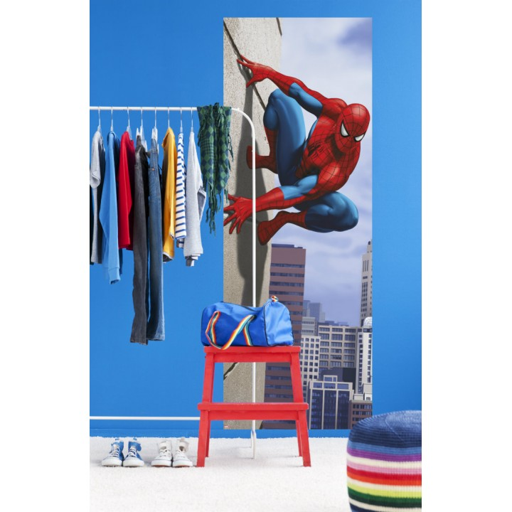 Mural Papel de Parede Spider-Man 90 Degree da Marvel