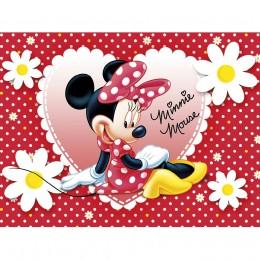 Painel Minnie para Festas de Aniversário