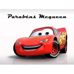 Paineis para Festas de Aniversário Carros Faisca Macqueen