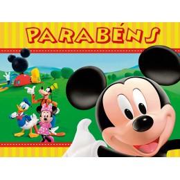 Painel O Mickey para Festas de Aniversário