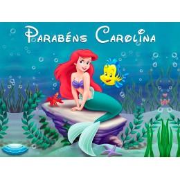Paineis para Festas de Aniversário Ariel