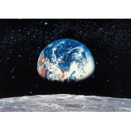 Mural Papel de Parede Earth Moon da Komar