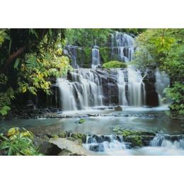 Fotomural Papel de Parede Pura Kaunui Falls