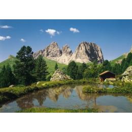 Fotomural Papel de Parede Dolomiten