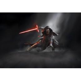 Mural Papel de Parede Star Wars Kylo Ren