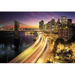 Fotomural Papel de Parede NYC Lights da National Geographic