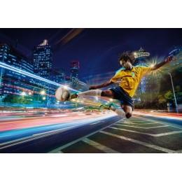 Papel de Parede Futebol Street Soccer