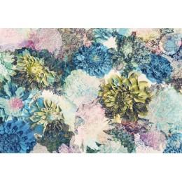 Mural Papel de Parede Frisky Flowers